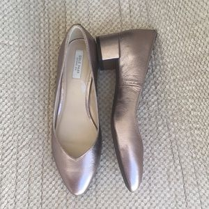 New Cole Haan Soft Pink Glittery Shoes Size 6